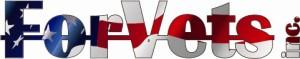 ForVets Logo (flag fill)